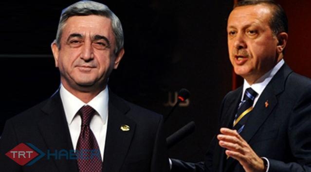 Başbakandan Sarkisyana Sert Yanıt