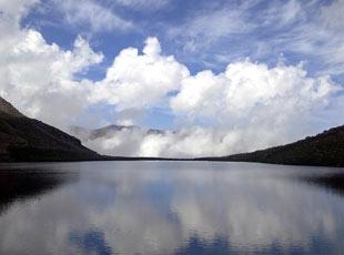 Kaçkar Dağları Güzelliğiyle Büyülüyor