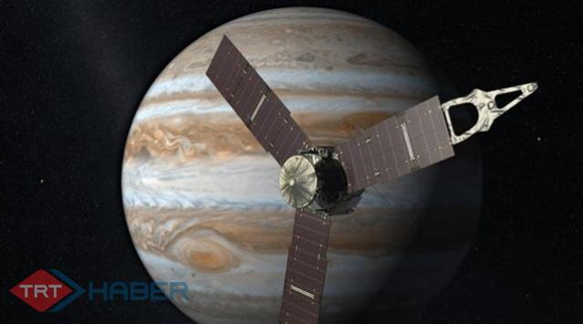 NASA Jüpiter Yolculuğuna Hazır