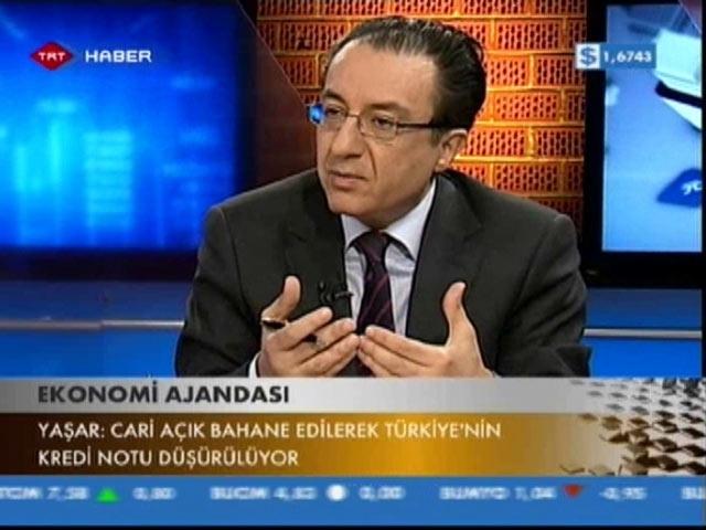 """""""Türkiyenin Kredi Notu Hakettiği Seviyede Değil"""""""