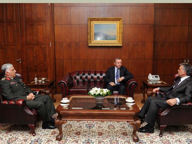 Ankarada Müthiş Hareketlilik