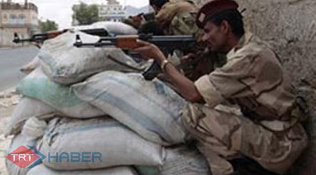 Yemende Kanlı Çatışma. 42 Ölü