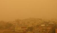 Doğu Anadolu'yu Toz Bulutu Kapladı