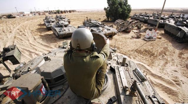 Tanklar Hamaya Girdi, Onlarca Ölü Var