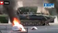 Esed Orduyu Kutladı Dünya İse Tepkili