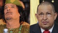 Chavez, Kaddafi İçin Ne Dedi?