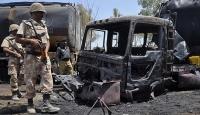Pakistan'da NATO birliklerine saldırı
