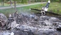 Hava Kuvvetlerine Ait Uçak Düştü: 8 Ölü