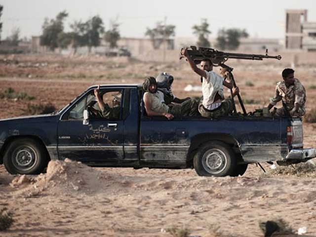 """Libyada """"Kaddafi Çekiliyor"""" İddiası"""