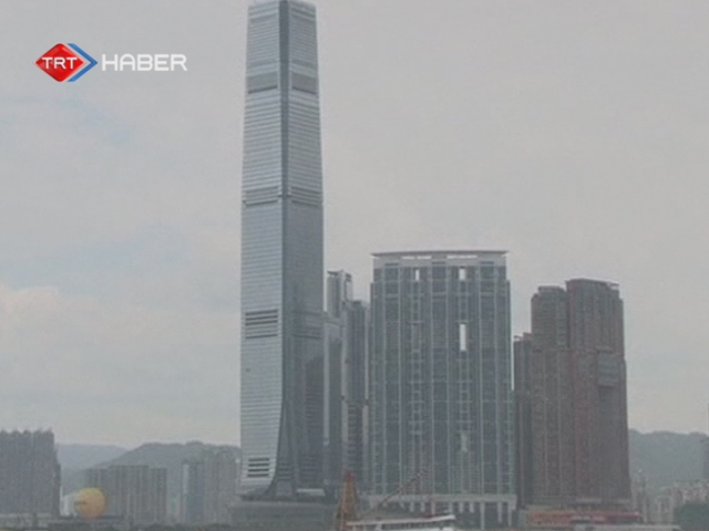 Dünyanın en yüksek oteli