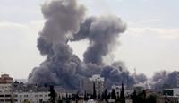 İsrail'den Hava Saldırısı