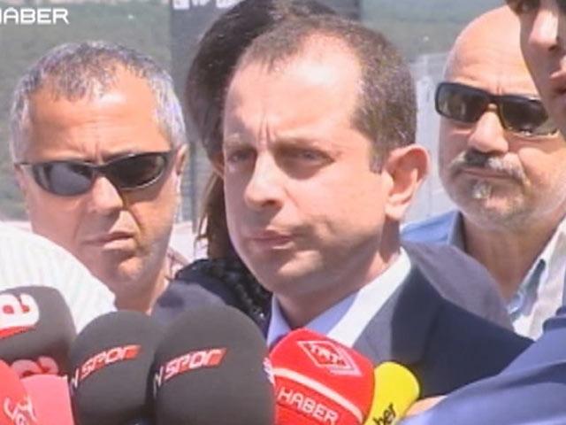 Galatasaraydan Arama Açıklaması