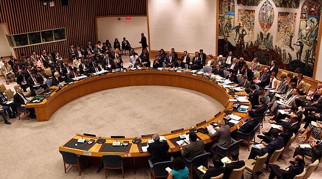BM Güvenlik Konseyinin Yeni Geçici Üyeleri Belli Oldu