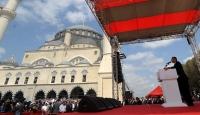 Başbakan Caminin Açılışını Yaptı