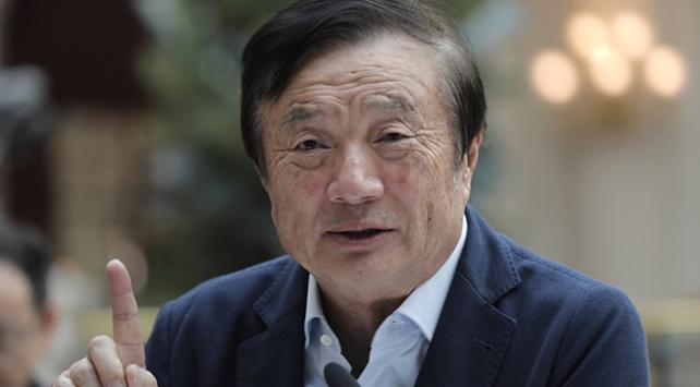 """Huaweinin kurucusu """"Çin için casusluk"""" iddialarını yalanladı"""