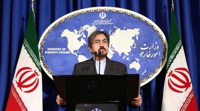 """İran ABDden İranlı gazeteciyi """"derhal"""" serbest bırakmasını istedi"""