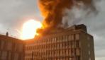 Fransada bir üniversitede patlama