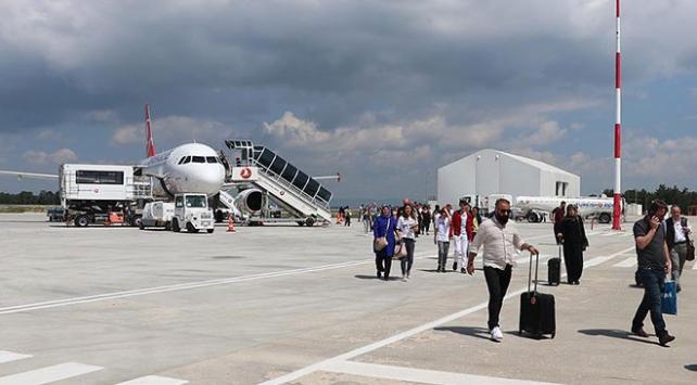 Almanyadan Türkiyeye uçan yolcu sayısı yüzde 20 arttı