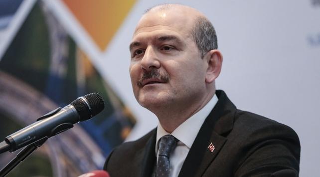 Bakan Soyludan Hatay Büyükşehir Belediye Başkanının iddialarına yalanlama