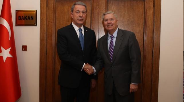 Milli Savunma Bakanı Akar: Münbiçte verilen sözler tutulmadı