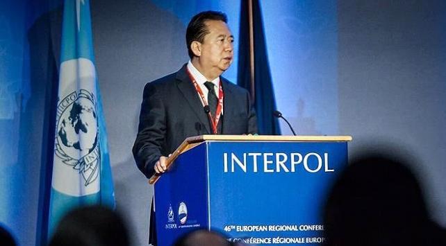 Eski Interpol Başkanının eşi Fransadan sığınma istedi
