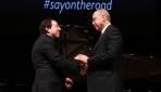 Cumhurbaşkanı Erdoğan Fazıl Sayın konserini izledi