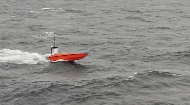 Albatros, zorlu koşullarda görevini başarıyla yerine getirdi