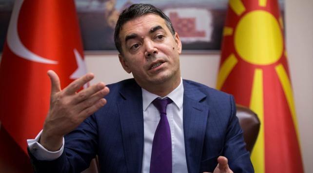 Makedonya Dışişleri Bakanı Dimitrov: FETÖ üyelerinin iadesi öncelikli olarak görüşülüyor