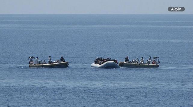 Akdenizde yılın ilk göçmen faciası: 117 ölü