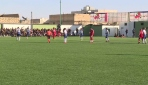 El Babda terörün izleri futbolla siliniyor