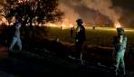 Meksikada bir petrol boru hattında patlama: 66 ölü