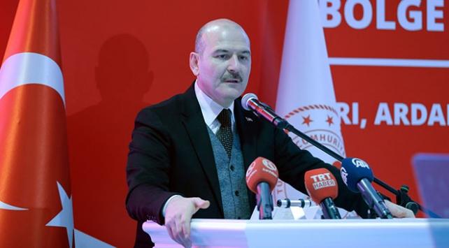 İçişleri Bakanı Soylu: Türkiye seçim güvenliği konusunda önde gelen ülkelerden