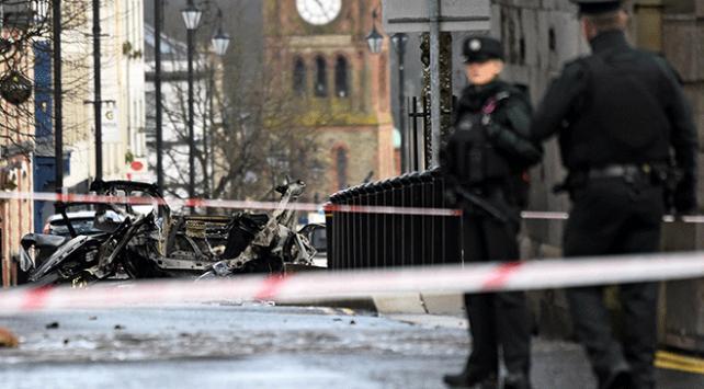 Kuzey İrlandadaki bombalı saldırıda muhalif IRA izi