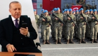 Cumhurbaşkanı Erdoğan'dan Afrin kahramanlarına tebrik
