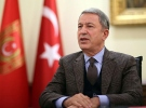 Bakan Akar: Mehmetçik Zeytin Dalı Harekatı'nda destan yazmıştır