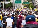 Kolombiyada Teröre Karşı Birlik yürüyüşü