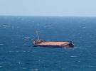 Çinde yük gemisi battı