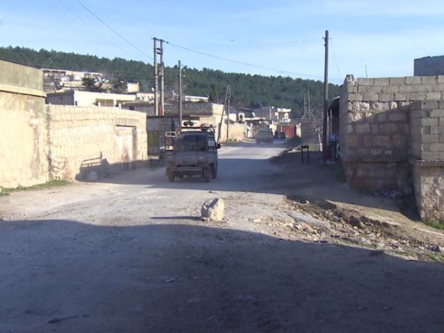 Terör örgütü YPG/PKK'dan temizlenen Kastel Cindo sahiplerine teslim edildi