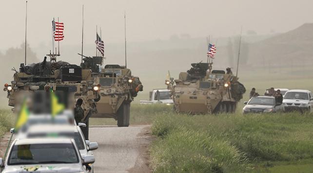 Suriyede ABD konvoyuna saldırı
