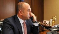 Dışişleri Bakanı Çavuşoğlu, ABD'li mevkidaşı ile Suriye'yi görüştü