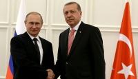 Cumhurbaşkanı Erdoğan Rusya'da Putin ile görüşecek