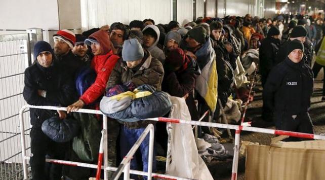 Almanyanın AB ülkelerine sığınmacı iadesi rekor düzeye ulaştı