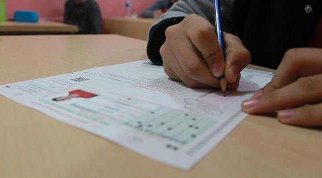 Liselere giriş sınavına yönelik 4. örnek soru kitapçığı yayımlandı
