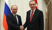 Cumhurbaşkanı Erdoğan ve Putin'in görüşme trafiği hız kesmiyor
