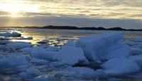 Grönland'da erime sanıldığından çok daha hızlı