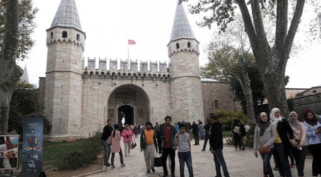 Topkapı Sarayı, 2018'de en çok ziyaret edilen müze oldu