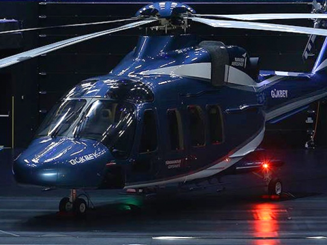 Milli helikopter göklerde süzüleceği güne hazırlanıyor