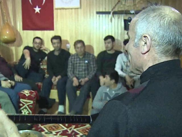 Erzurum'da köy odası geleneği yaşatılıyor