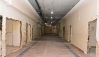 Menteşe'de 100 yataklı hastahanenin tadilatı başladı