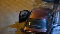Manisa'da hırsızlık anı kameraya yansıdı